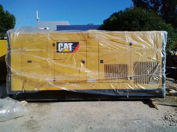 Caterpillar C15 550 KVA | year 2019, NEW | SNS720 | Smit